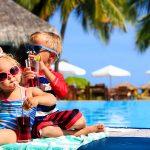В отпуск с наследниками